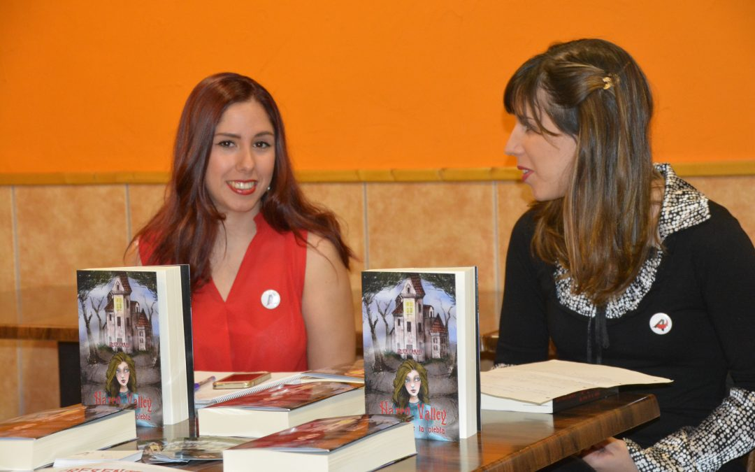 Presentació del llibre de la nostra companya Laura Campos